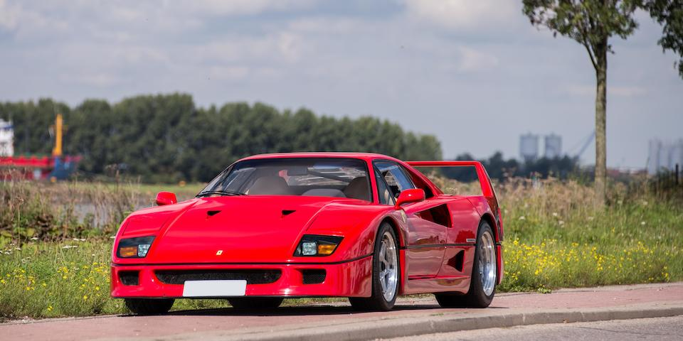 BONHAMS CELEBRATES THE BEST OF EUROPEAN MOTORING AT ZOUTE SALE
