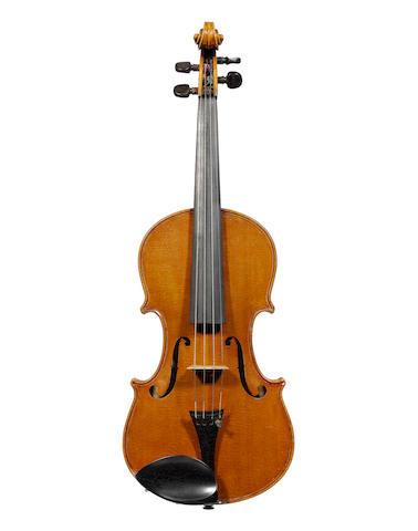 A Violin by Nicola Utili, Castelbolognese  1914 (1)