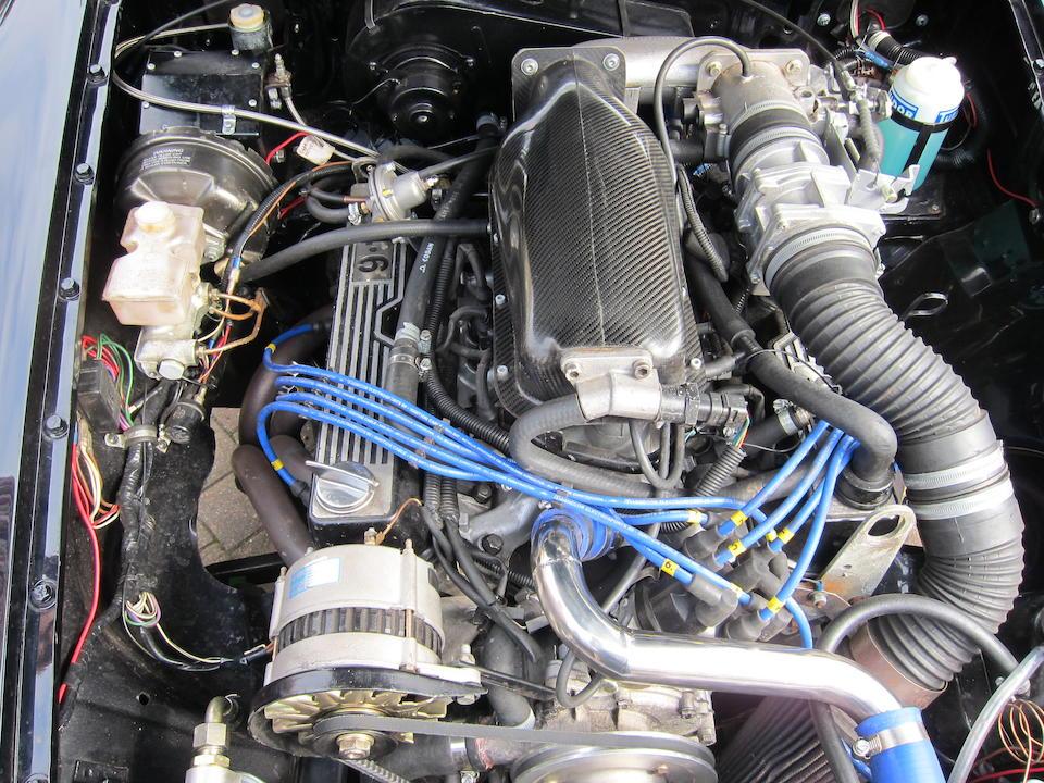Rebuilt less than 600 miles ago,1971/2010 MGB 4.6-Litre V8 Roadster   Chassis no. GHNS245550 Engine no. XM46D308H5