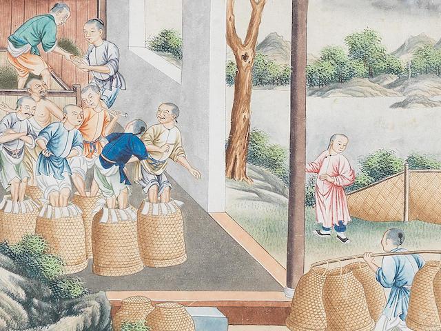 Chinese School Circa 1780
