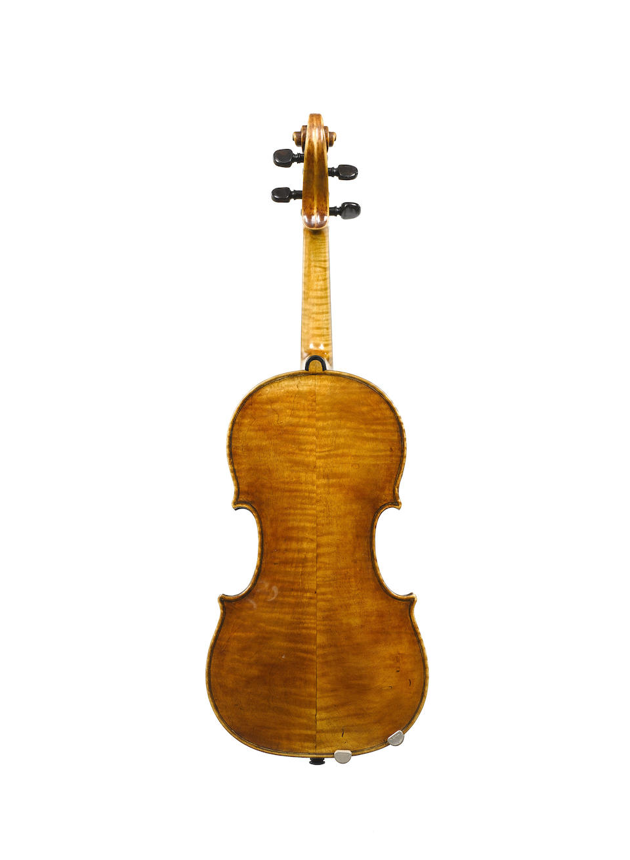 A Violin attributed to Lorenzo Ventapane circa 1830 (1)