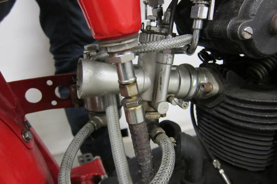 1954 MV Agusta 123.5cc Bialbero Racing Motorcycle Frame no. 150090 Engine no. 150163