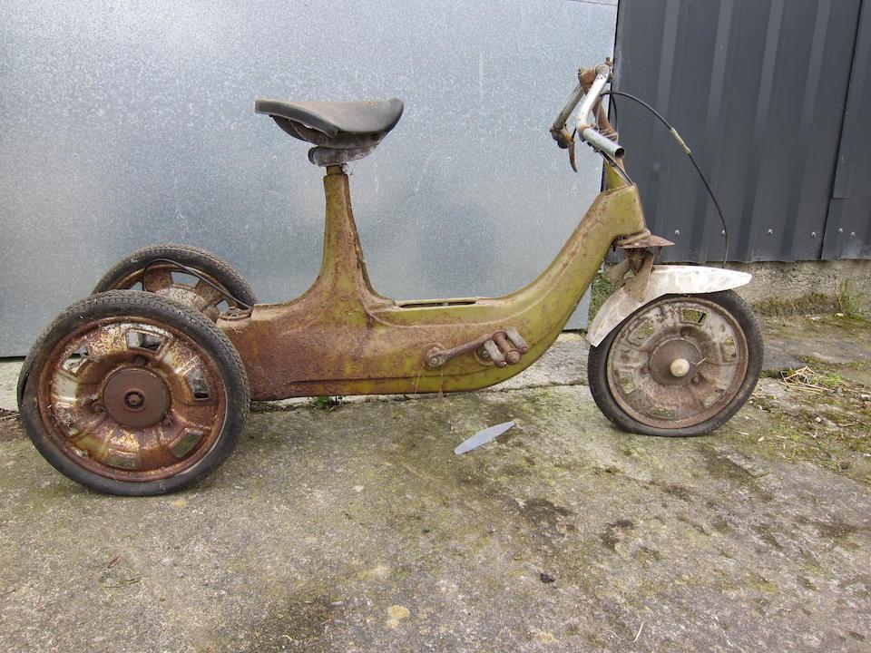c.1970-1974 Ariel 3 Mopeds x3