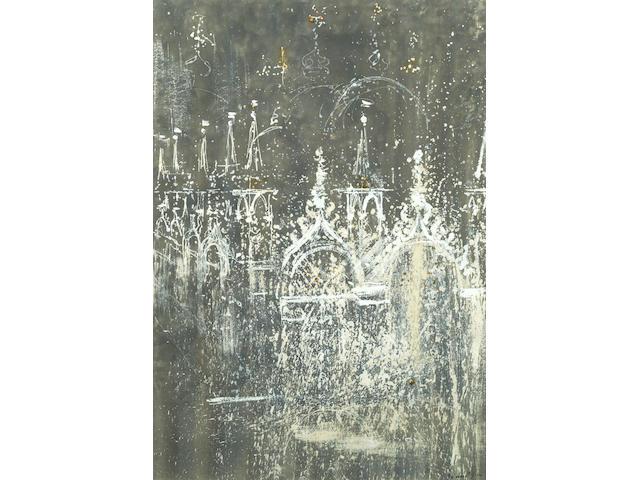 John Piper C.H. (British, 1903-1992) San Marco, Venice