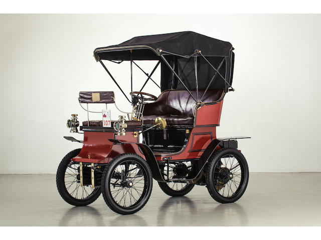 1902 Rochet 4 1/2 Hp Type D  Chassis no. 1369 Engine no. 2627