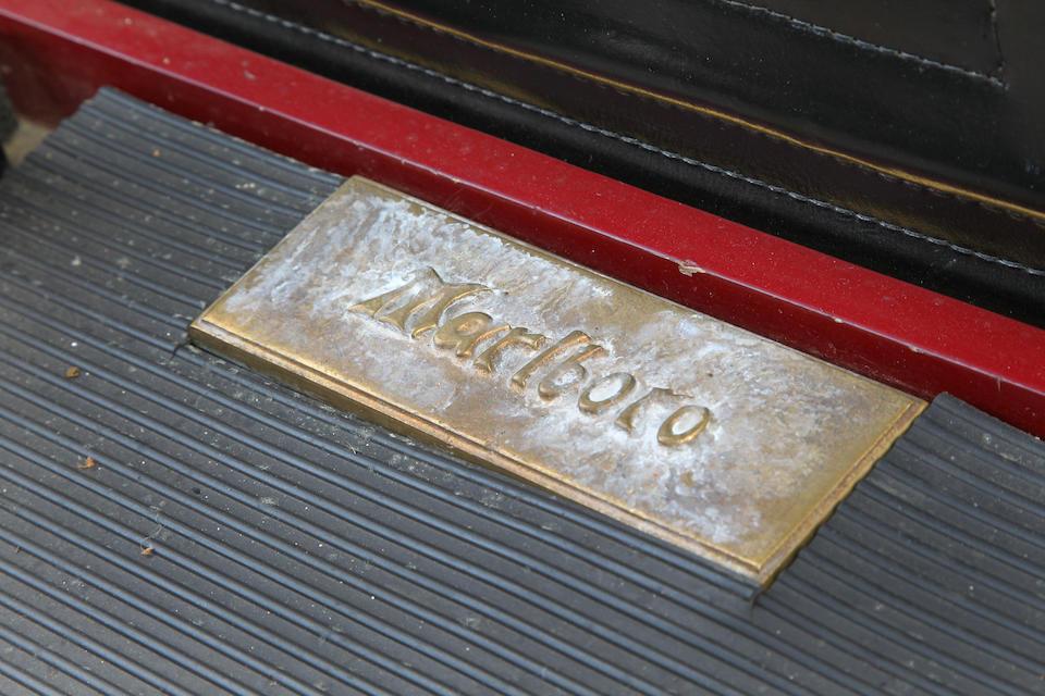 1900 Marlboro Steam 'Runabout'