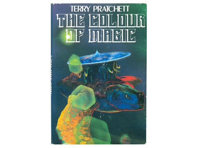PRATCHETT (TERRY) The Colour of Magic, FIRST EDITION, Gerrards Cross, 1983