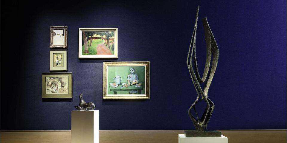 The Modern British and Irish Art Sale: Video Highlights