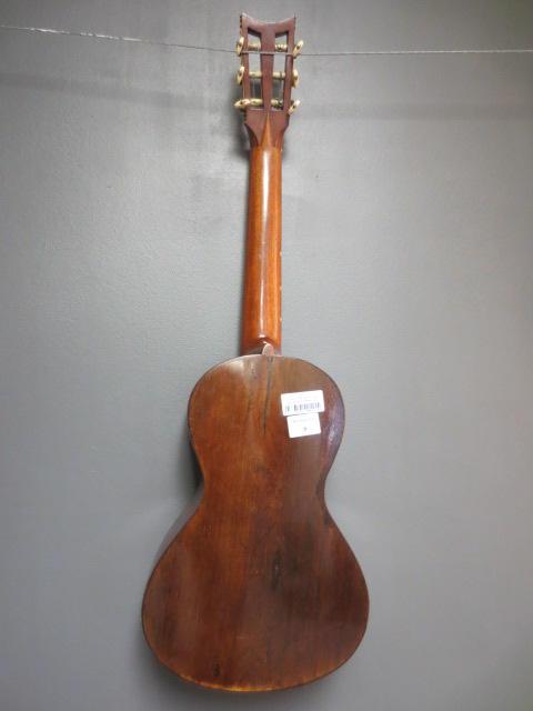 A small Guitar circa 1846 (2)