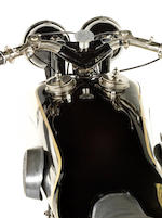 1929 Brough Superior 986cc SS100 'Alpine Grand Sports' Frame no. S987 Engine no. JTO/C 21326/T