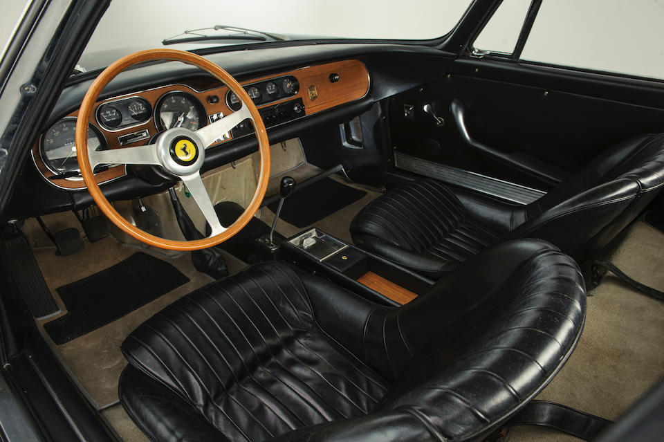 From the Maranello Rosso Collection,1965 Ferrari 275 GTB 'Long-Nose Alloy' Berlinetta   Chassis no. 08035 GT Engine no. 08035 GT