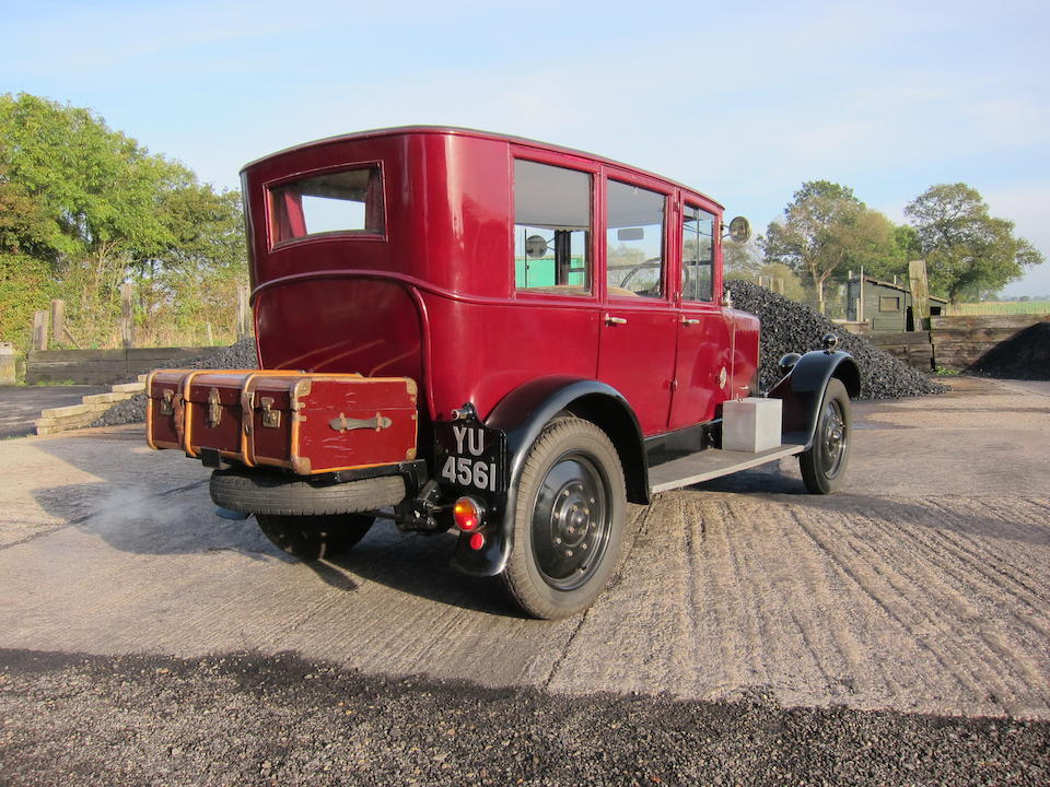 1927 Armstrong-Siddeley  14hp Saloon  Chassis no. 24114 Engine no. AS 24114