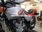 1982 Suzuki GS650 Katana Frame no. GS650G 103977 Engine no. GS650G 115520
