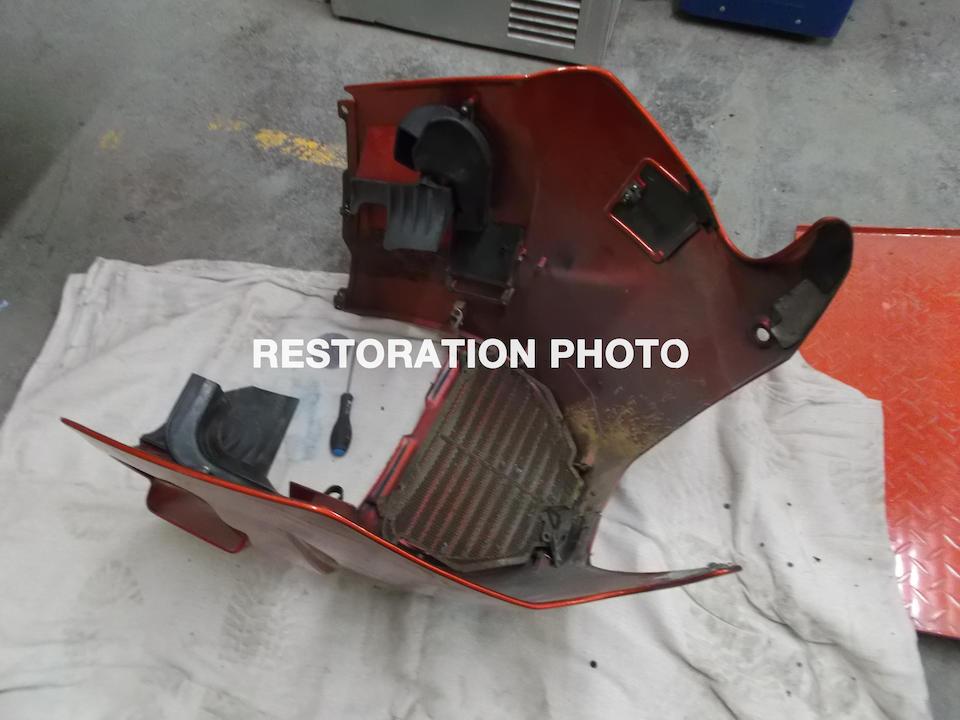 1986 Honda VF1000F-II Bol D-Or Frame no. SC15-4002404 Engine no. SC15E-2104593