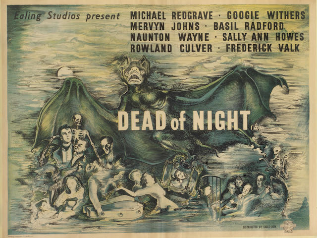 Dead of Night, Ealing, 1945,