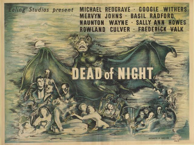 Dead of Night, Ealing, 1945,