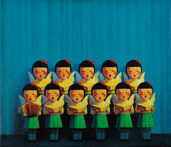 Liu Ye (Chinese, b. 1964) Angel Chorus