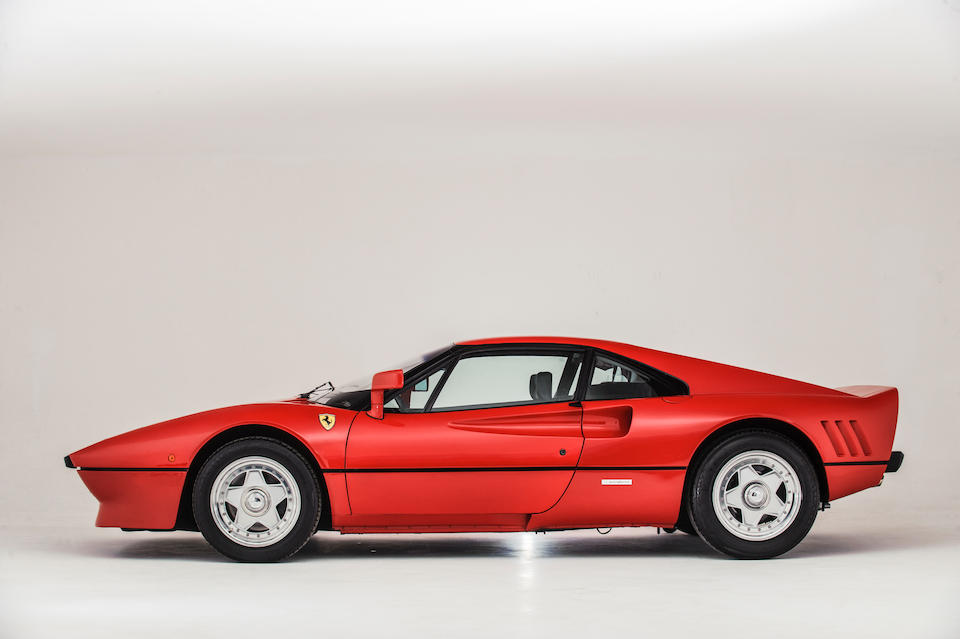 One private owner, 29,000 kilometres from new,1985 Ferrari 288GTO Berlinetta  Chassis no. ZFFPA16B000055633 Engine no. F114B/146