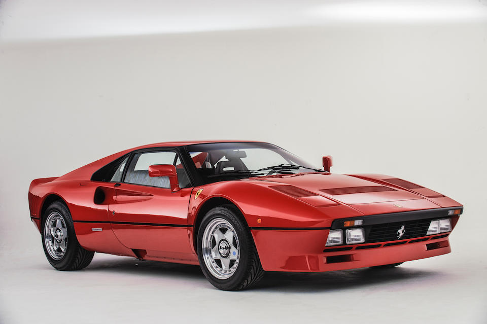 One private owner, 29,000 kilometres from new,1985 Ferrari 288GTO Berlinetta  Chassis no. ZFFPA16B000055633 Engine no. F114B/146