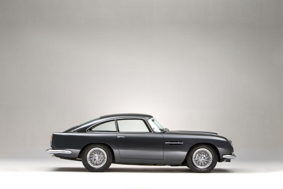 1963 Aston Martin 4.7-Litre DB4 Vantage Series V to DB4 GT Specification  Chassis no. DB4/1208/R Engine no. 370/1213/SS