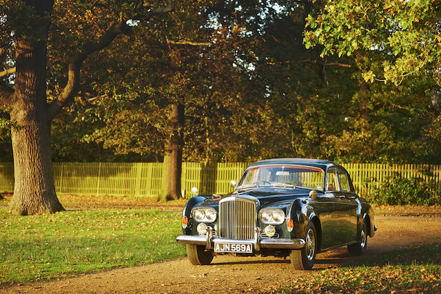 1963 Bentley S3 Continental Four-Door Sports Saloon  Chassis no. BC64XA Engine no. 32ABC