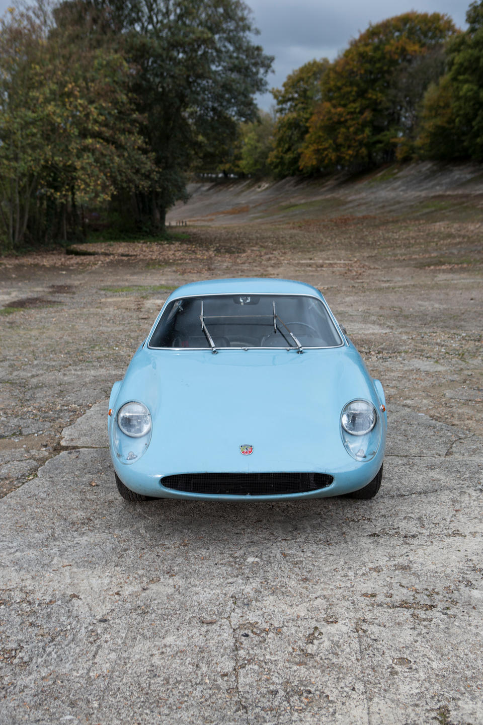 From the Maranello Rosso Collection,1963-65 Abarth Simca 'Long-Nose World Champion' Coupe   Chassis no. 130S-0091