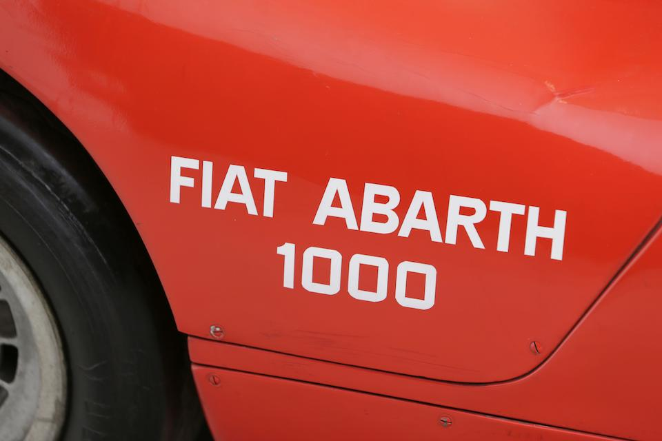 From the Maranello Rosso Collection,1966 Fiat-Abarth 1000SP Tipo SE04 Racing Sports-Prototype  Chassis no. SE04/024