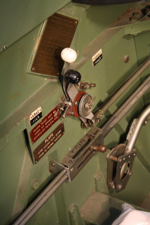 1939 Miles M14A Hawk Trainer III (Magister)