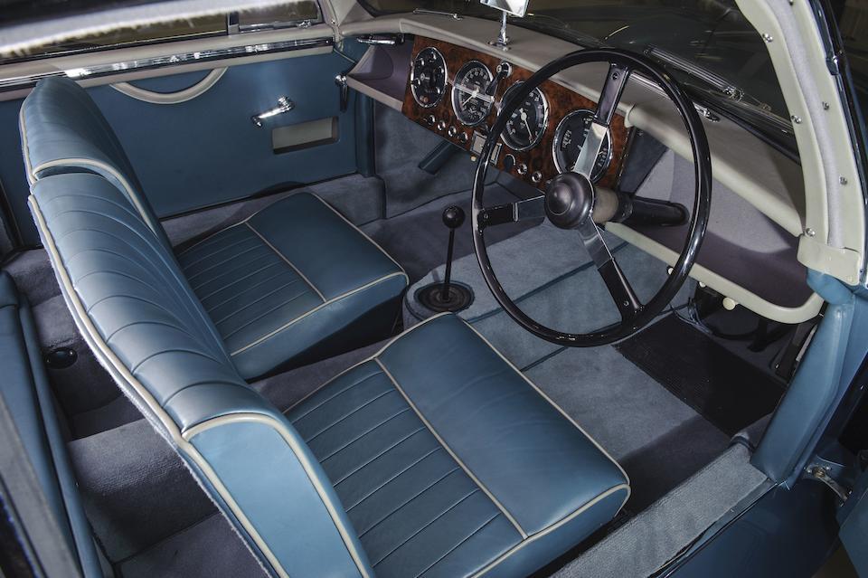 1954 Aston Martin DB2/4 'Mark I' Sports Saloon Chassis no. LML/631 Engine no. VB6E/50/1366