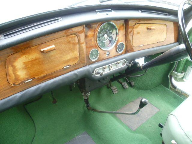 1963 Riley Elf 'MkI' Saloon  Chassis no. R/A251/310297 Engine no. 8WRUH/6653