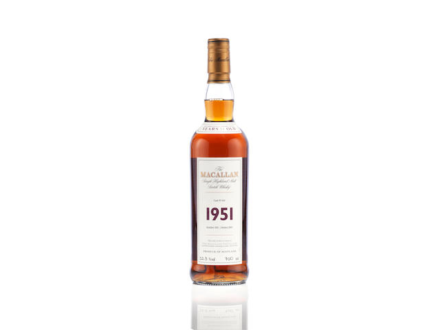 The Macallan-51 year old-1951