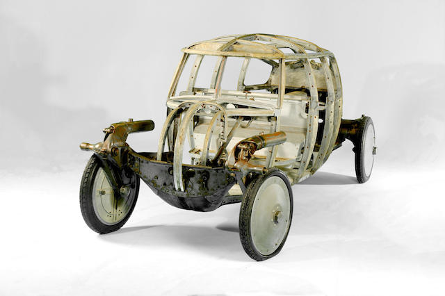 Gerin Aérodyne Berline Prototype 1922