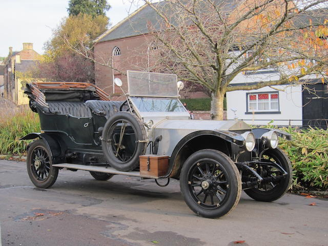 1912 Rolls-Royce 40/50hp Silver Ghost Tourer  Chassis no. 1905E Engine no. Y48E