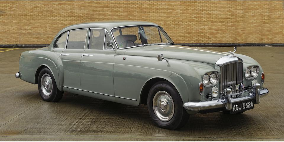 1963 Bentley S3 Continental 'Flying Spur' Sports Saloon  Chassis no. BC150XA Engine no. 75ABC