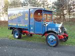1924 Albion Type 24  30cwt. Delivery Van  Chassis no. 4032J