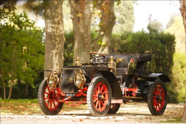 Autrefois propriété du collectionneur pionnier George Waterman Jr., ex-Dr Gerald Rolph, Panhard & Levassor 35 HP Sport quatre cylindres deux places 1904