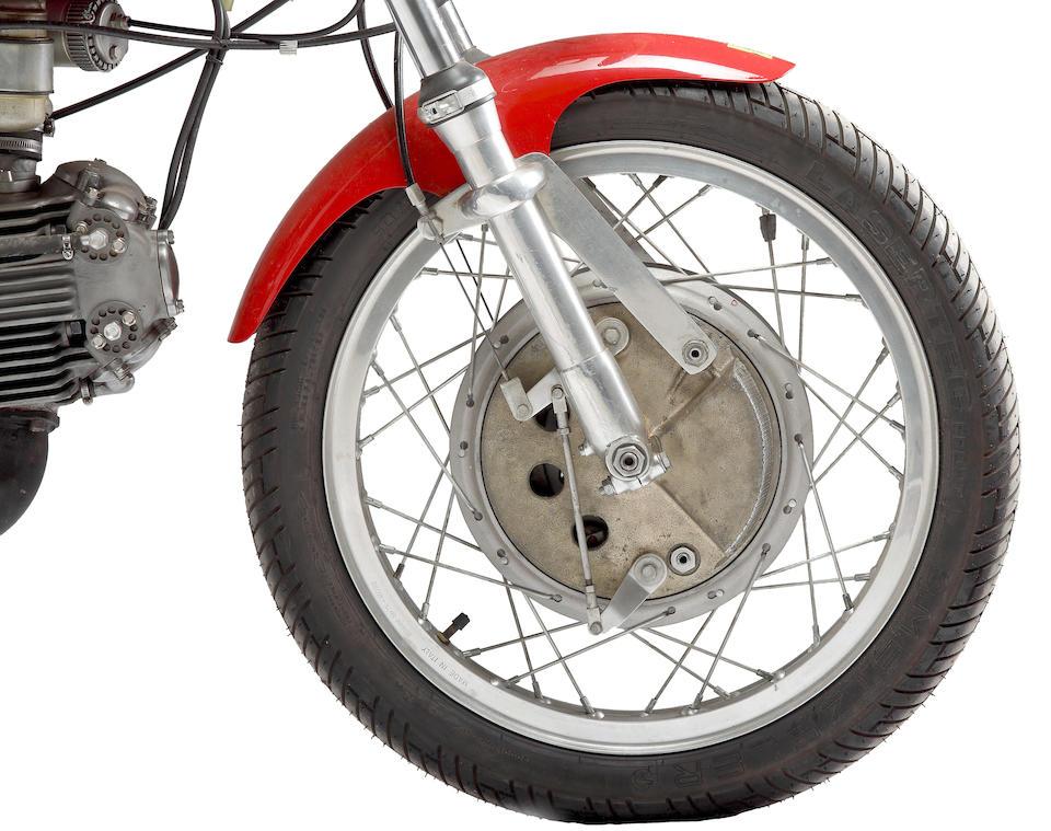 Aermacchi 433 cm3 Ala D'Oro Replica 1970 Frame no. 250882 Engine no. 190688