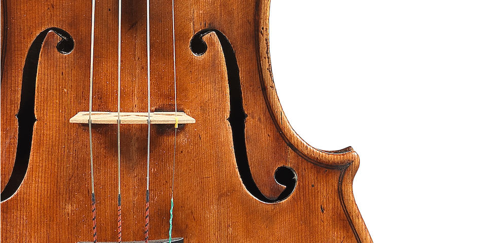 A Dutch Violin by Johannes Cuypers, The Hague 1794 (4)