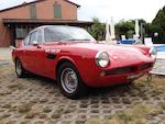 Ex-Nicola de Nora , ASA 1000 GT Groupe 4 coupé 1964