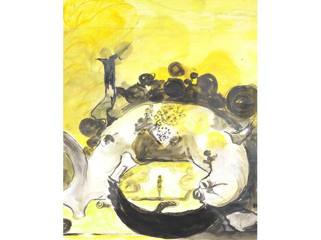 Graham Sutherland O.M. (British, 1903-1980) Untitled