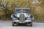 Bugatti Type 57 coupé Ventoux 1936