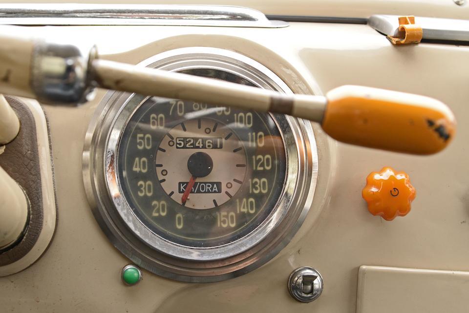 Cisitalia 303 DF Berlinetta 1953