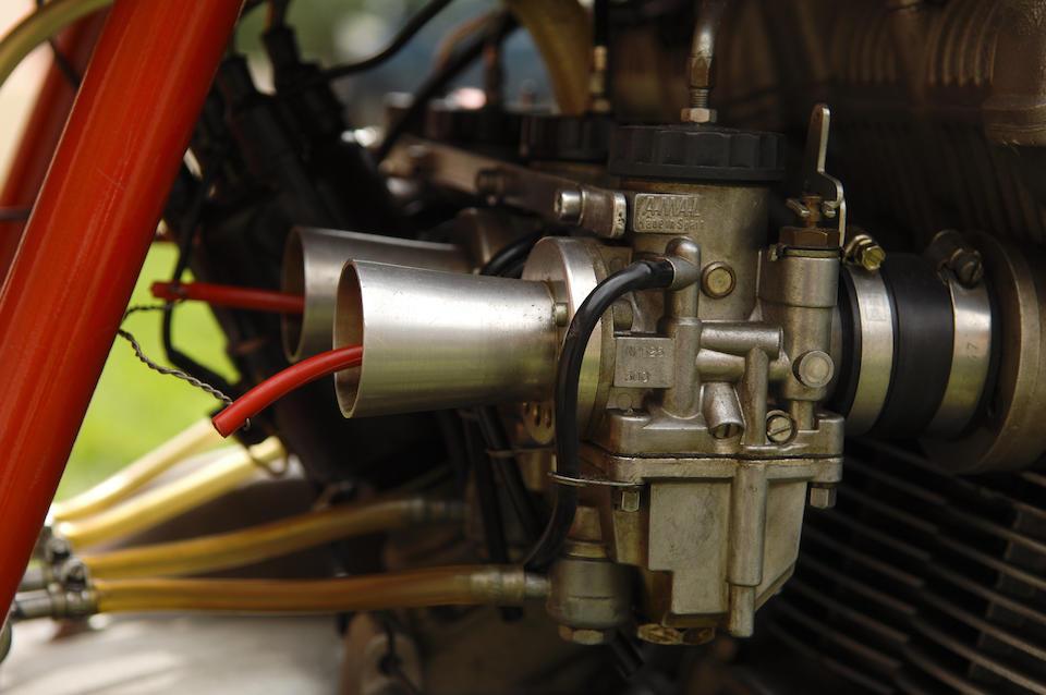 MV Agusta 750 cm3 Formula 750 Replica 1978 Engine no. 99-0123