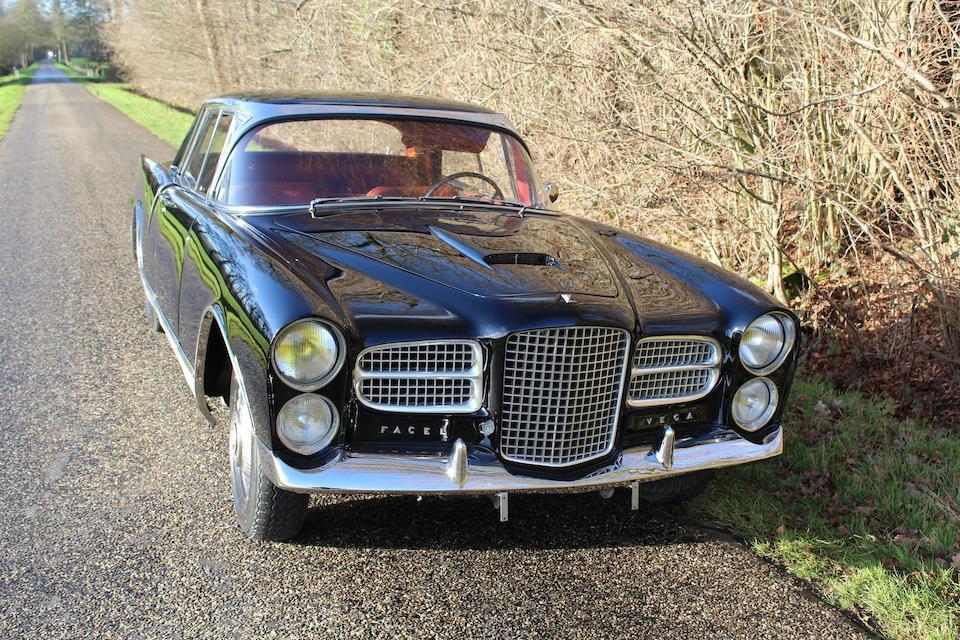 Ex-Ava Gardner; l'une des dix construites, Facel Vega  Excellence « 1e série » berline 1958