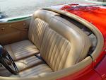 Equipée de l'option culasse Type C,Jaguar XK140 SE roadster 1955