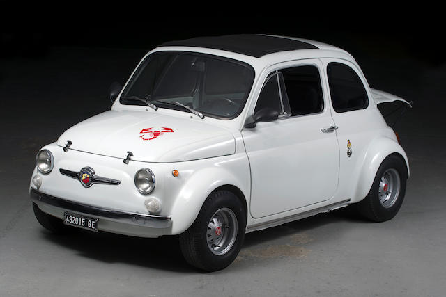 FIAT-Abarth 695 SS Assetto Corse Berline Compétition 1970