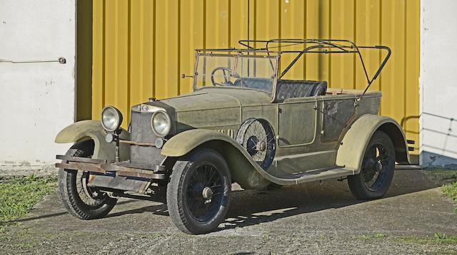 Alfa Romeo  RM Torpédo Sport 1924