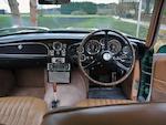 L'une des 46 livrées neuves avec l'injection en option,Aston Martin DB6 Mk2 FI coupé 1970