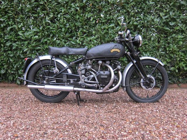 Vincent 998 cm3 Série C Black Shadow 1952 Frame no. RC10026B/E Engine no. F10AB/1B/8126