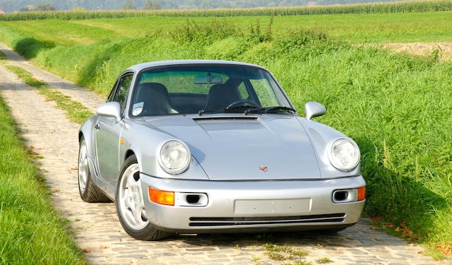 Porsche 911 Carrera RS (type 964) coupé 1992